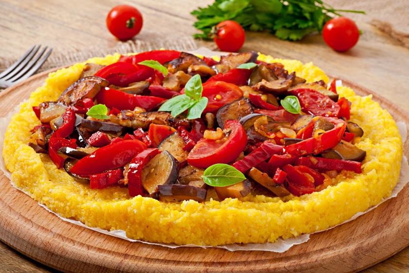 polenta pizza recept ok