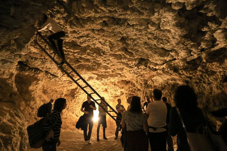 Az Aragonit-barlang
