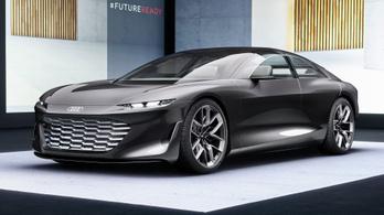 Új stílust képvisel az Audi Grandsphere