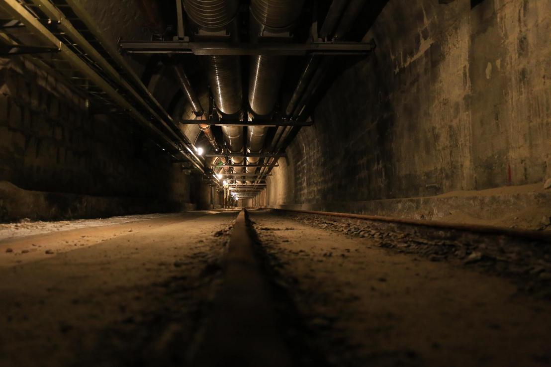 A Gellért-hegyi alagút