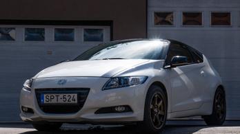 Erőmérő: Honda CR-Z - 2011