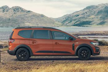 Mindenre jó autó az új Dacia, a Jogger