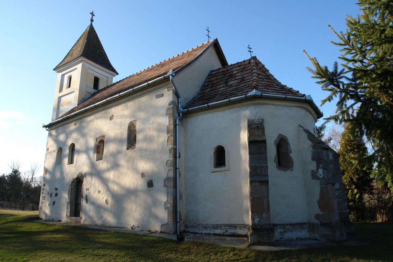 csesztve templom