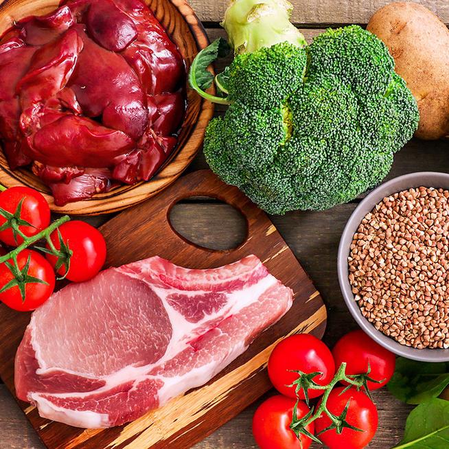 Ezek a vashiány tünetei - Megfelelő táplálkozással megszüntetheted a panaszokat