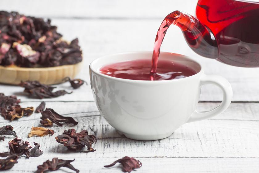 Ez a tea bizonyítottan csökkenti a magas vérnyomást: a máj és a szív egészségének megőrzésében is segíthet a hibiszkusz