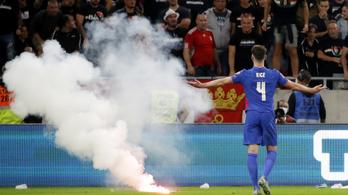 A FIFA fegyelmi eljárást indított a magyar–angolon történtek miatt