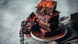 Ezzel az oldszkúl módszerrel lesz tökéletes a brownie