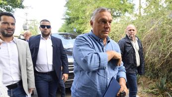 Orbán Viktor a kötcsei pikniken mutat irányt a kormányoldalnak