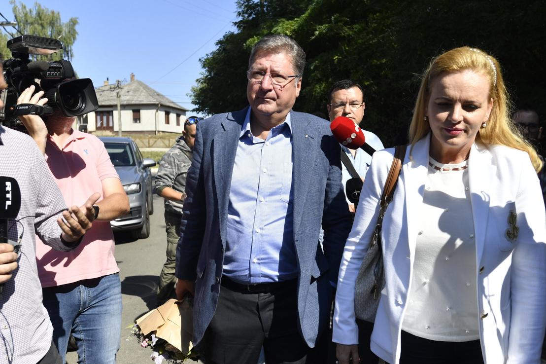 Parragh László a Magyar Kereskedelmi és Iparkamara elnöke