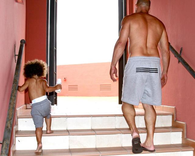 A legintimebb fotó, amit Vin Diesel megosztott magáról és lassan 5 éves kislányáról