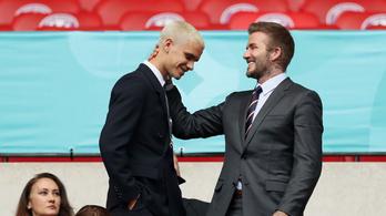 David Beckham fia profi futballista lett
