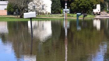 Több mint 50 halálos áldozata van már az Ida hurrikánnak