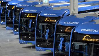 Forgalomba állt Magyarország legnagyobb elektromosbusz-flottája