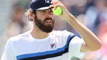 A táskája miatt büntették meg a teniszezőt a US Openen