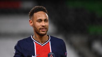 Majdnem félmilliárd euróba került Neymar a PSG-nek