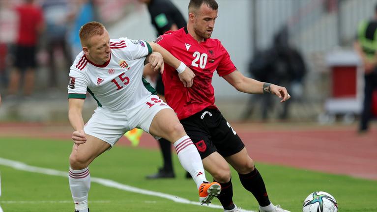 Gyenge játék, Anglia után Albánia is legyőzte a válogatottat