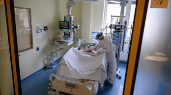 Koronavírus: kilenc beteg halt meg három nap alatt