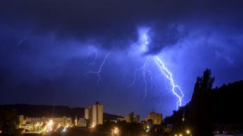 Rekord: tíz éve nem okoztak ennyi kárt a viharok Magyarországon