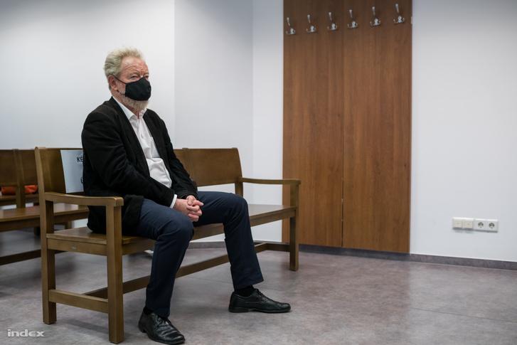 Donáth László tárgyalása 2021. június 4-én