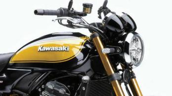 A Z650-et is retrósítja a Kawasaki