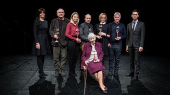 Kossuth-díjasok is örülnek az idei Arany Medál-díjnak, amit egy kultúraimádó kamasz alapított