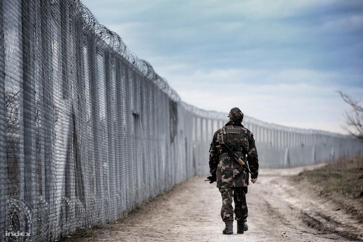 A határzár 2016-ban