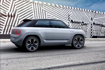 VW ID.Life – ebből lesz a villanyos népautó