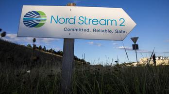 Lerakták az Északi Áramlat 2 utolsó csővezetékét