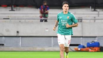 Szoboszlai Dominik marad a válogatottnál, szerdán pályára léphet