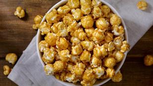 Csilivel és lime-mal ízesített pattogatott kukorica