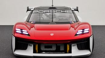 Mission R: Porsche ezer lóerő felett