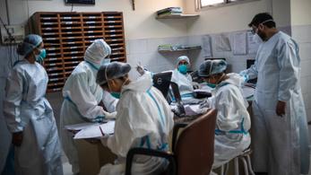 Agypusztító vírus végzett egy 12 éves indiai fiúval