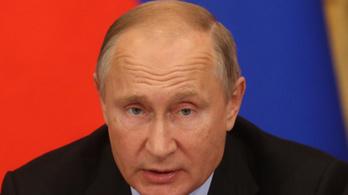 Mit keres Putyin a tajgán?
