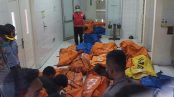 Tűz ütött ki az indonéz börtönben, több mint 40 ember meghalt