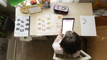 A magas átoltottság miatt nem tervez a kormány digitális oktatást