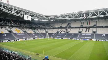 Közel kétszázmillió eurós veszteséggel zárta a tavalyi évet a Juventus