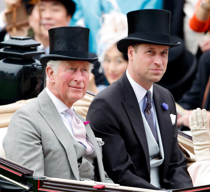 Vilmos herceg népszerűbb az angolok szemében, mint Károly herceg.