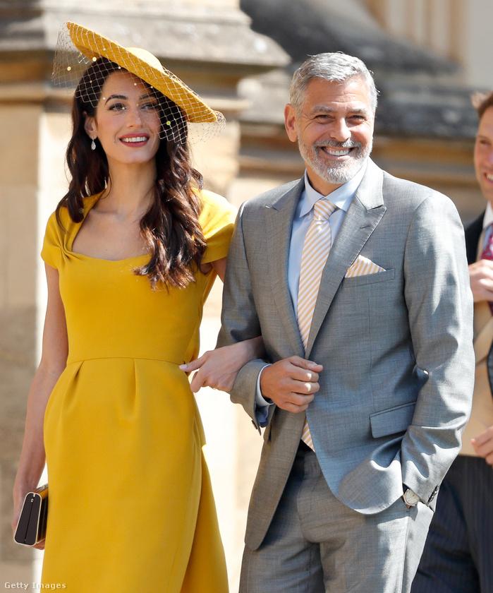 George és Amal Clooney 2014-es esküvője sem volt olcsó mulatság