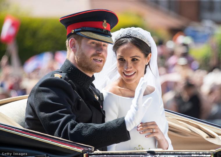 Egyik királyi esküvő fényűzőbb, mint a másik! Harry sussexi herceg és Meghan Markle lagzija pedig Vilmosékét is lepipálja