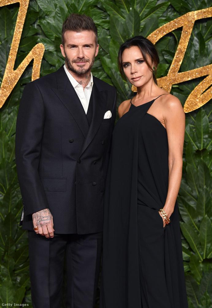 Victoria és David Beckham 1999 júliusában kötötték össze életüket az írországi Luttrellstown kastélyban