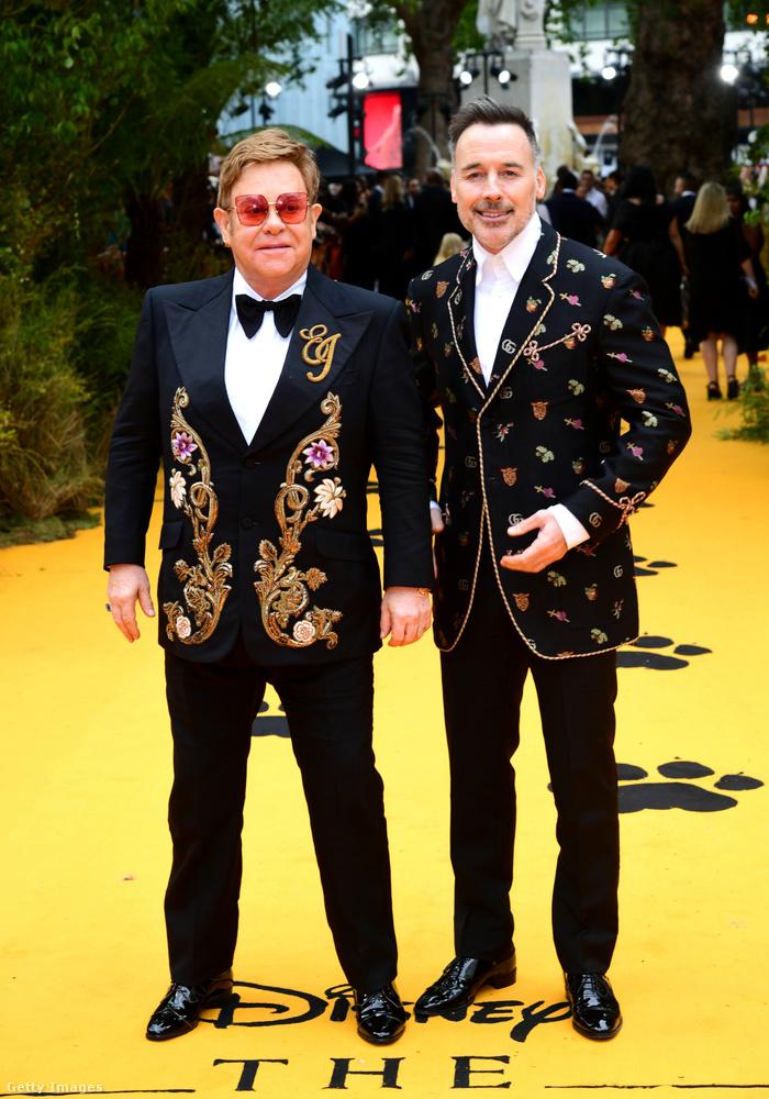 Elton John és David Furnish éppen ott kelt egybe, ahol Károly walesi herceg és Kamilla cornwalli hercegné