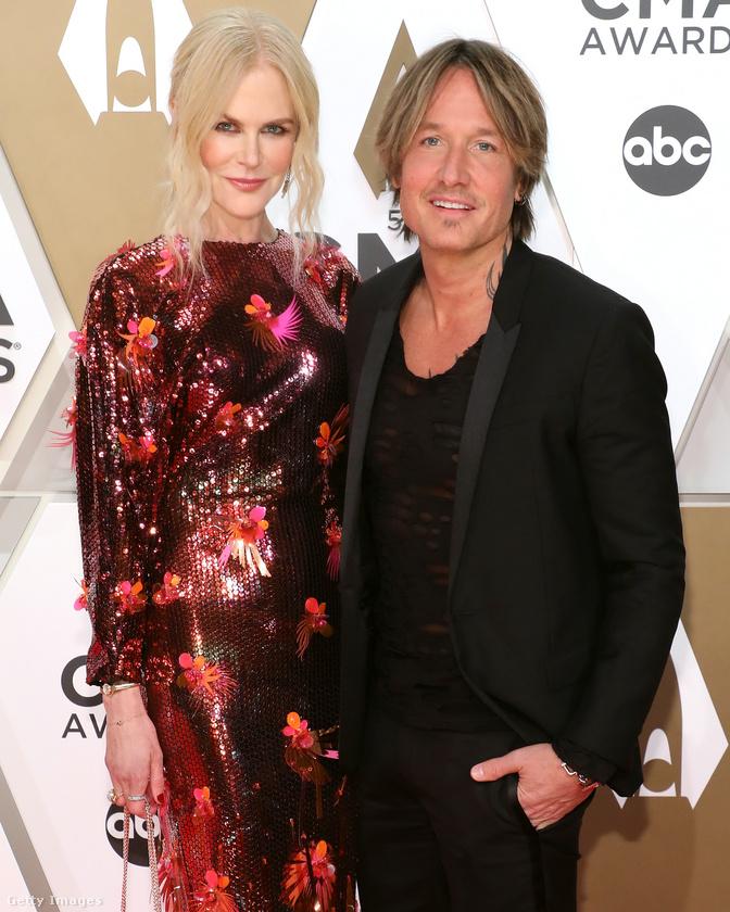 Nicole Kidman és Keith Urban 2006 júniusában fogadott örök hűséget egymásnak