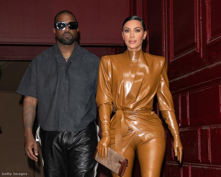 Kim Kardashian és Kanye West sem aprózta el a dolgot: a realitysorozat-sztárnak és a rappernek 2,8 millió dollárba (827,7 millió forintba) fájt a menyegző