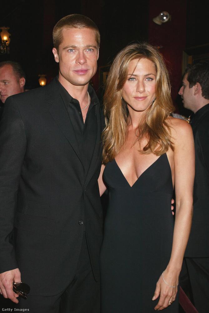 Ki ne lett volna ott szívesen Jennifer Aniston és Brad Pitt esküvőjén? A hollywoodi álompárnak a boldogító igent 2000-ben mondta ki