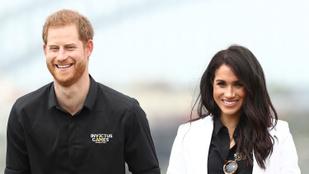 Kiderült, hol figyelt fel egymásra Harry herceg és Meghan Markle