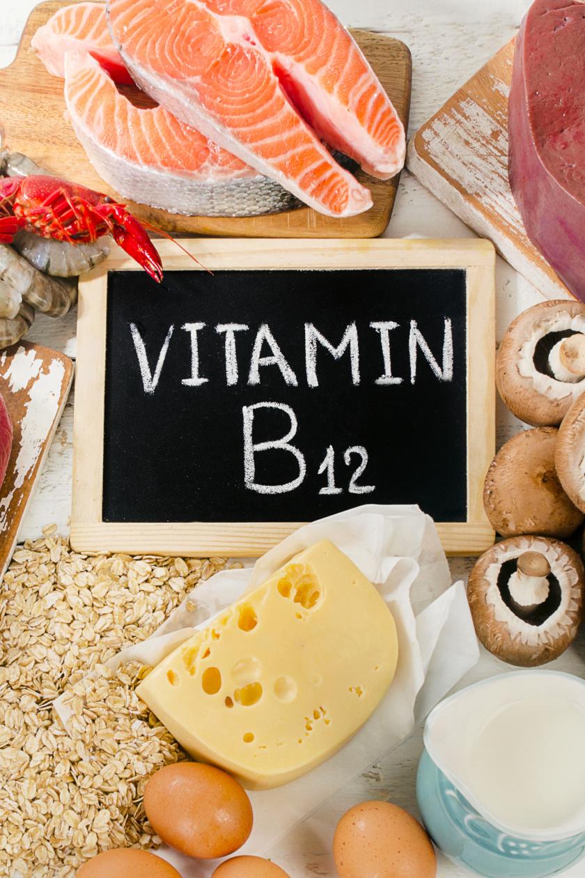 b12 vitamin álló