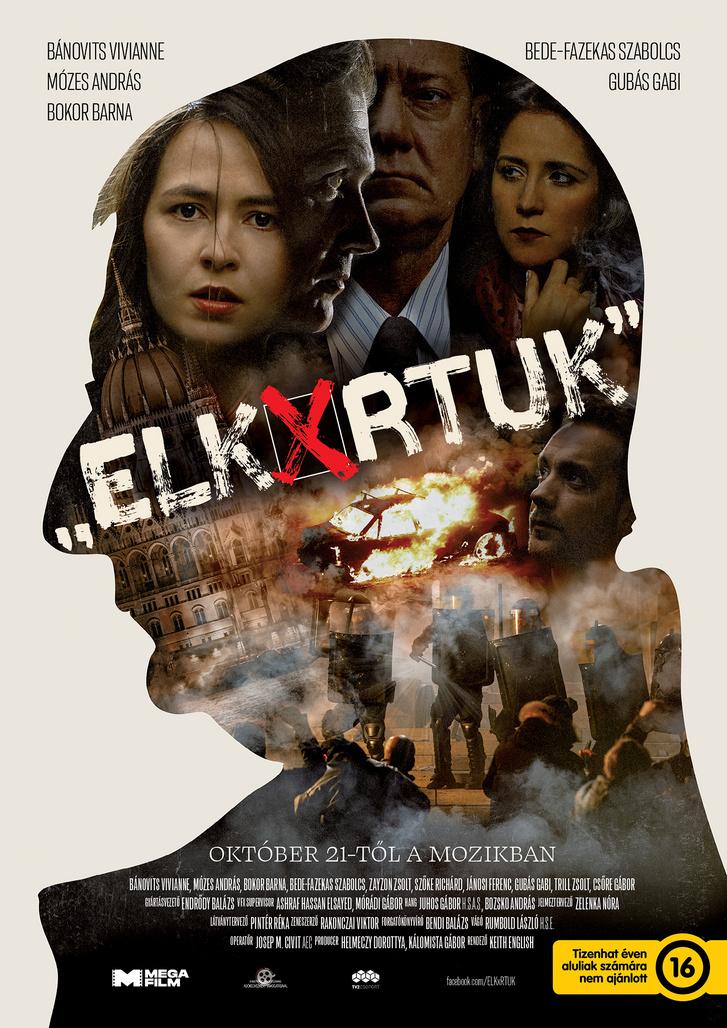 Elk*rtuk című nagyjátékfilm plakátja