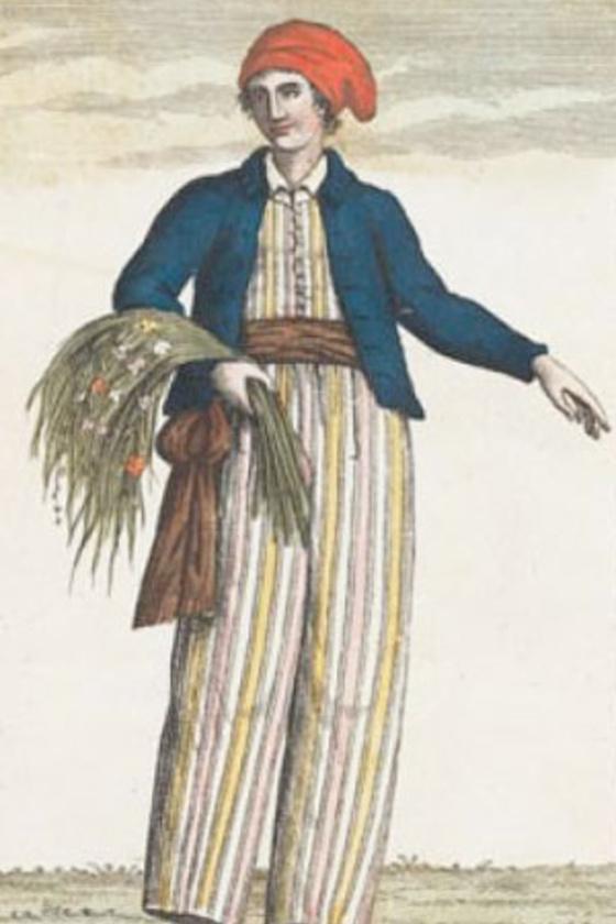 Jeanne Baret.