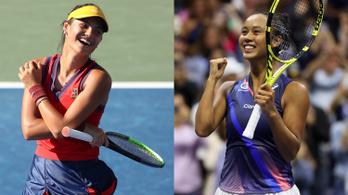 Nyáron levizsgázott, majd üstökösként robbant be a női tenisz legfényesebb csillaga