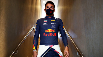 Alex Albon visszatér a Formula–1-be